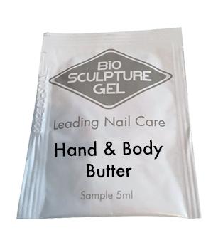 Hand & Body Butter Sachet