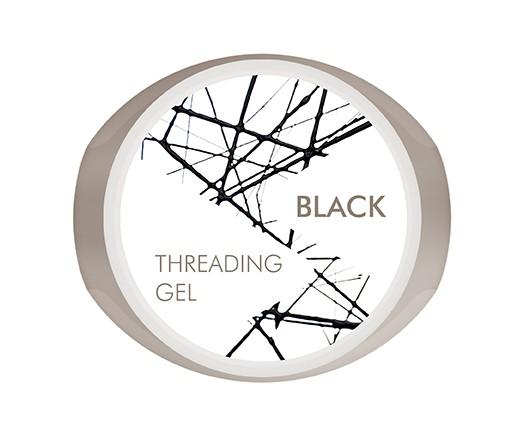 Black Threading Gel