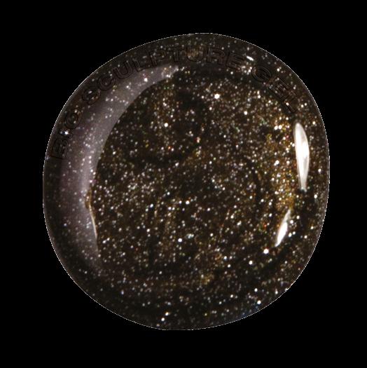 0137 FARB-GEL 4,5 GR EMBELLISHED ONYX