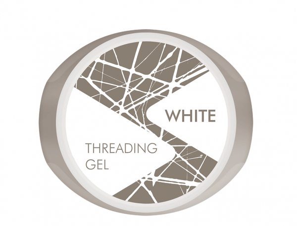Threading Gel White